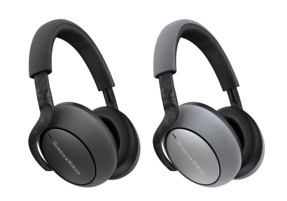 Casque audio Casque audio Bluetooth Bowers & Wilkins PX7 – Gris ou Argent