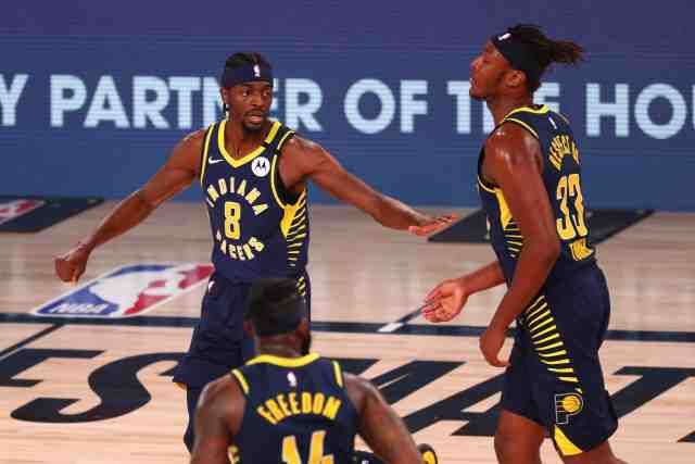 Basket Basket – NBA – NBA : les Indiana Pacers dominent les Houston Rockets